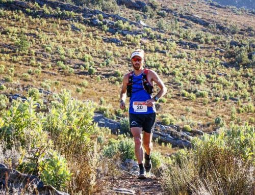 Calitz and De Villiers Win the Opening Stage of the Tankwa Trail