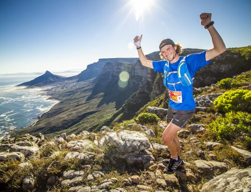 Trail Running, Energy Events