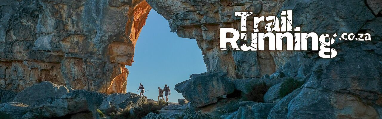 #1 Trail Running Events | South Africa Logo