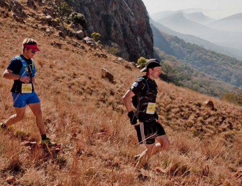 RUN THE SALOMON MAGALIESBERG CHALLENGE