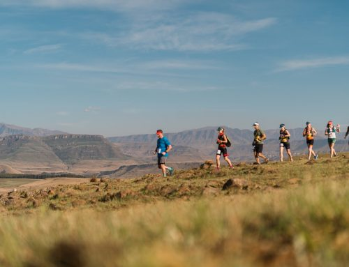 Glencairn Trail Run weekend Wows again!