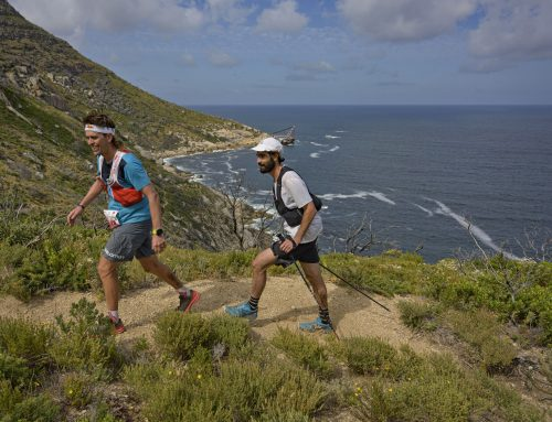 Women's Record Smashed at Ultra-trail Cape Town