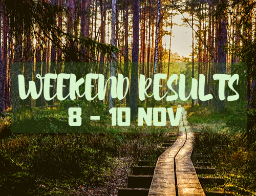 Weekend Race Results