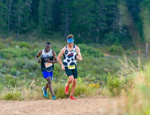 Trail Runners indulge in Savanna Origin of Trails experience