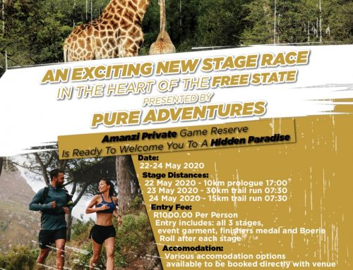 ENTRIES OPEN FOR THE INAUGURAL AMANZI TRAIL STAGE RACE