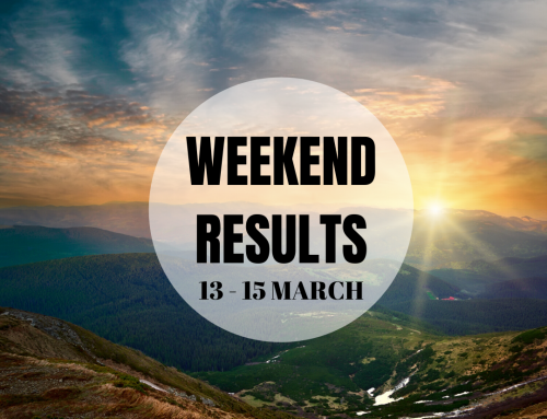 Weekend Results
