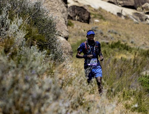 K-WAY and SKYRUN READY FOR THE TOUGHEST RACE YET