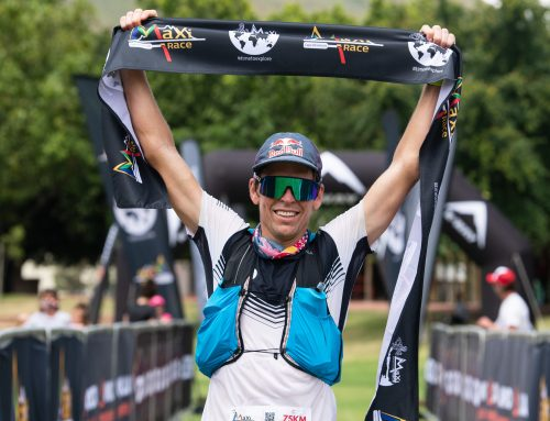 SANDES WINS MAXIRACE CAPE WINELANDS