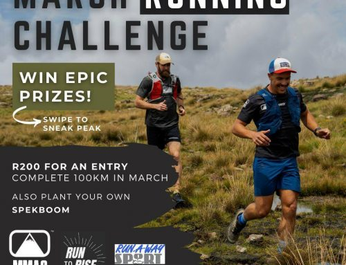 March Running Challenge
