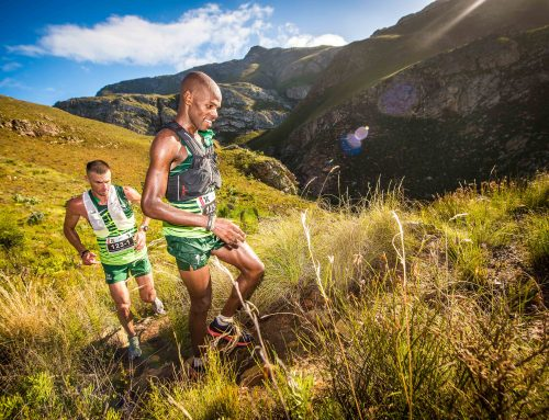 THIRSTI AFRICANX Trailrun Stage Two route encourages more tactical racing!